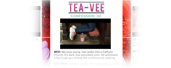 Best single ad any medium: Confession - TV | Idaho State University